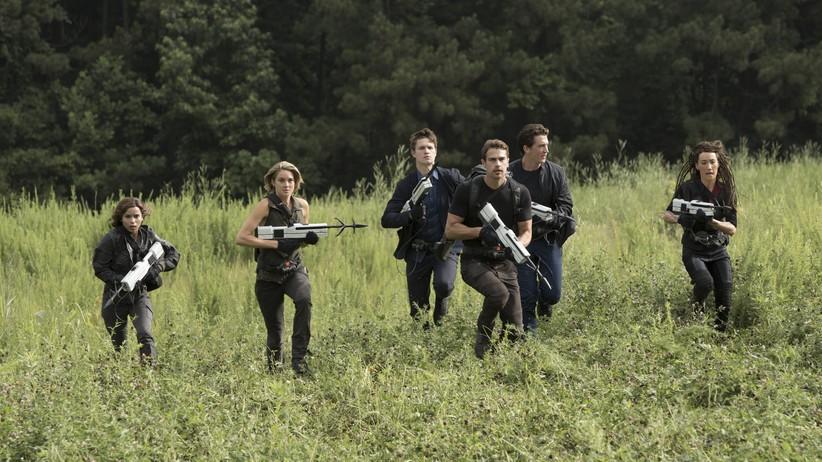 Дивергенти 3: Предани - премиера