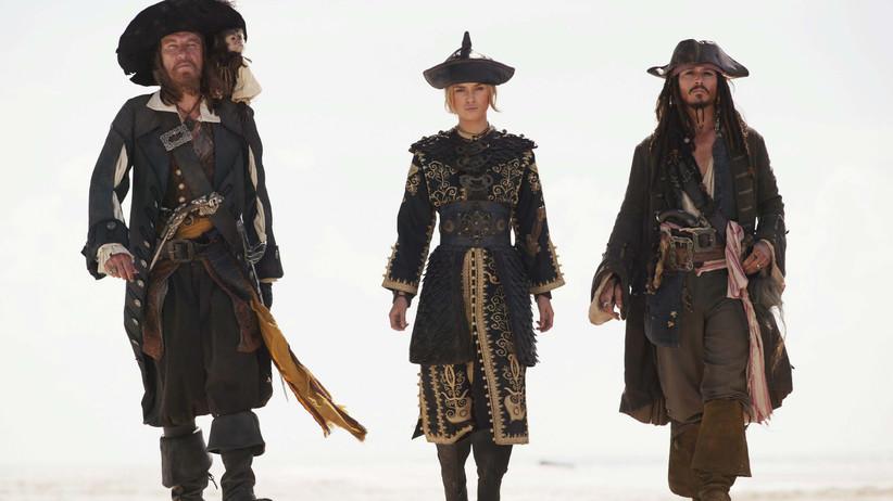 Карибски пирати: На края на светa