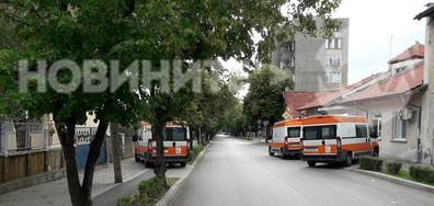 Как паркират линейките