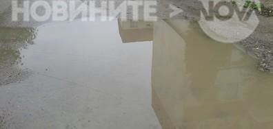"""Улица в ж.к. """"Младост 4"""""""