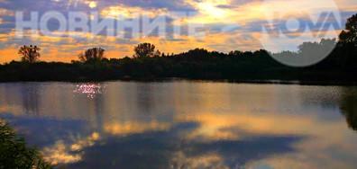 Вълшебно утро на езерото