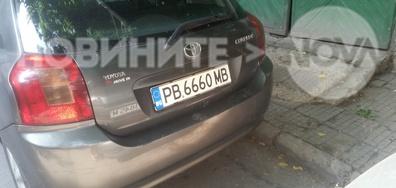 Паркиране на 30 мeтра от РПУ