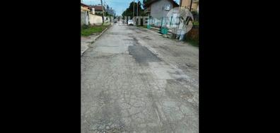 Улица след изкърпване