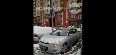 Паркиране на пешеходна алея София