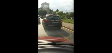 Пътно нарушение в Пловдив