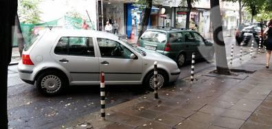 Как се паркира по царски?
