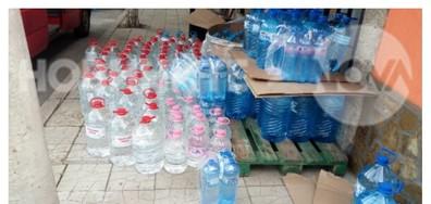 Заразена питейна вода в гр. Твърдица
