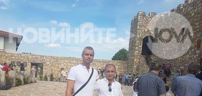 Празник в Двор на кирилицата