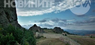 """Крепостта """"Калето"""" -Белоградчик"""