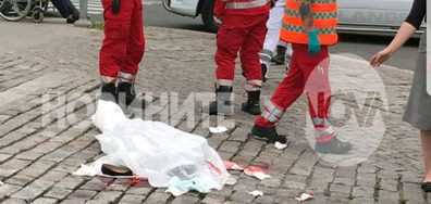 Кървав ад в Турку, Финландия