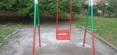 Въстановяване на детска площадка