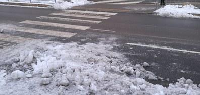 Пешеходната пътека на НДК