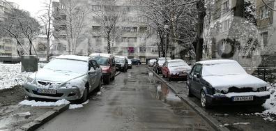 Без паркоместа, без тротоари