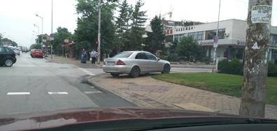 Пример за паркиране