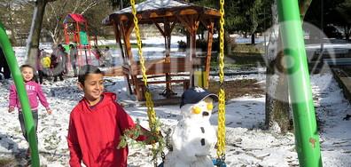 18-и януари – Световен ден на Снежния човек!