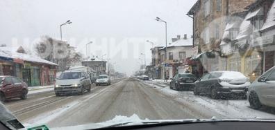 Къде са снегорините в София?