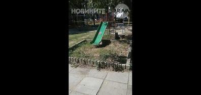 Детските площадки във Варна