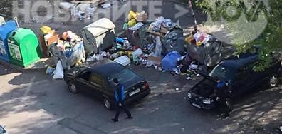 """Кофите за боклук в """"Младост 3"""""""