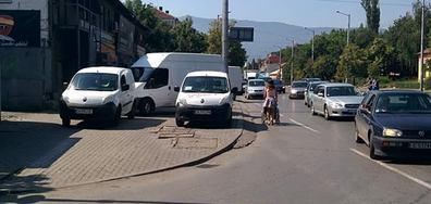 Тротоар-паркинг