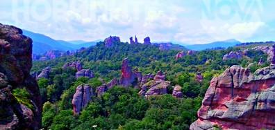 Лято на Белоградчишките скали