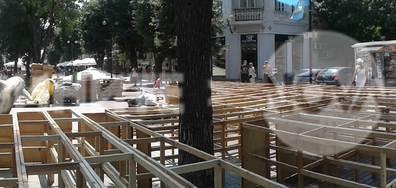 Защо за поредна година най-централната алея на Варна отново ще бъде запушена?