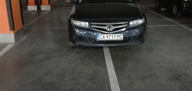 Урок по паркиране