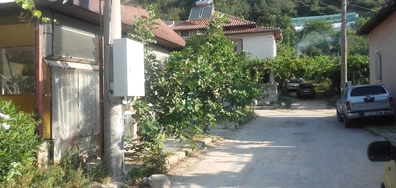 Тротоар за отглеждане на смокинови насаждения