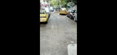 Улица в широкия център на Пловдив