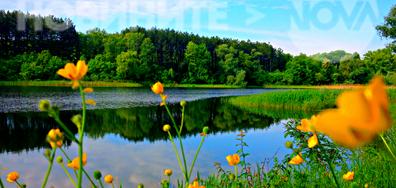 Пролет на езерото