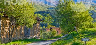На път за село Жиленци