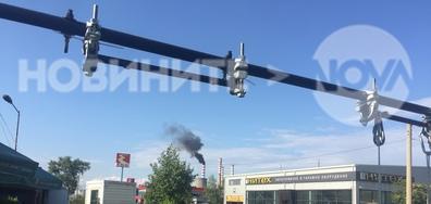 Замърсяване от ТЕЦ-Изток
