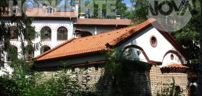 Честит празник от Драгалевския манастир!