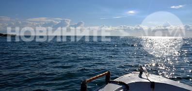 По слънчевата морска пътечка