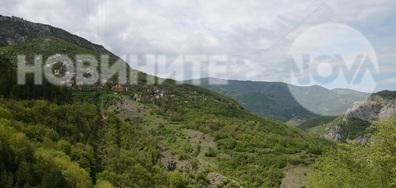 Край с. Югово по пътя за Кръстова гора