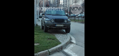 Неправилно паркиране