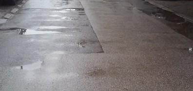 Улица, водеща до 54-то училище