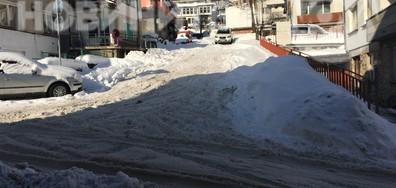 """Това е улица """"Спартак"""" в Смолян"""