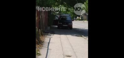 Тротоарите на Пловдив