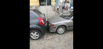 Нагло паркиране на тротоар