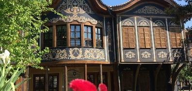 Красотата на пролетен Пловдив