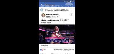 Европейско първенство 2018 по спортна гимнастика