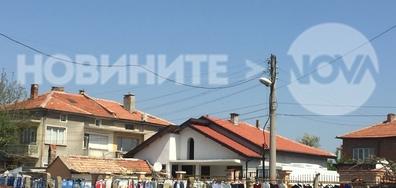 Ромски пазар в Нова Загора