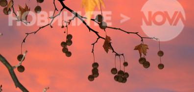 Красиво си отива есента
