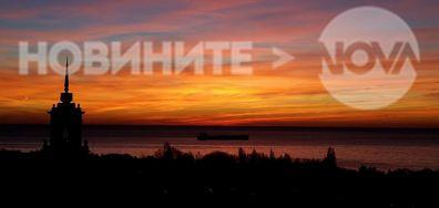 Преди изгрева във Варна