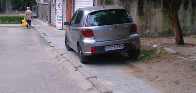 Нагло паркиране за пореден път