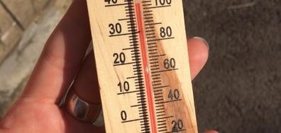 40 градуса в Ловеч