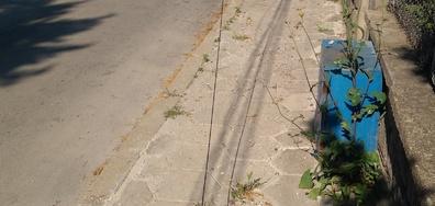 Паднал кабел във Велико Търново