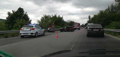 Катастрофа край Горна Оряховица