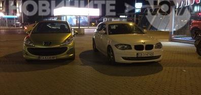 Поредното нагло паркиране