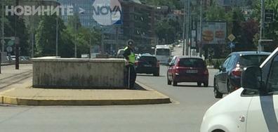 По-зле от шофьорите в София са полицаите